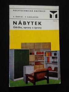 náhled knihy - Nábytek - Údržba, opravy, úpravy (Obr, 212 s., 179 obr.)