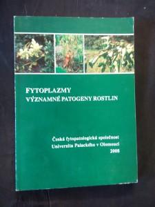náhled knihy - Fytoplazmy - významné patogeny rostlin (Obr, 148 s., + obr.příl.)