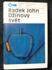 náhled knihy - Džínový svět (Ocpl, 414 s., il. J. Velčovský)