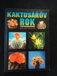 náhled knihy - Kaktusářův rok (Obr, 120 s., bar příl.)