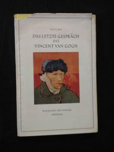 náhled knihy - Das letzte gespräch des Vincent van Gogh (Ocpl, 64 s., repro.)