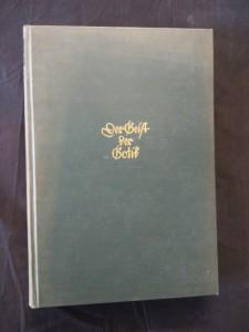náhled knihy - Der Geist der Gotik (Ocpl, 120 s., mit 100 Abb.)