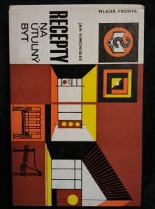 náhled knihy - Recepty na útulný byt (lam, 150 s.)