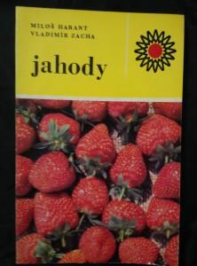 náhled knihy - Jahody (Obr, 224 s., il. K. Kilberger)