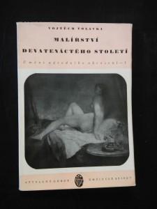 náhled knihy - Malířství devatenáctého století (Obr, 76 s., 71 vyobr.)