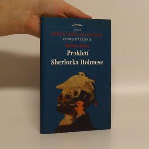 náhled knihy - Prokletí Sherlocka Holmese