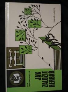 náhled knihy - Jak založit herbář (lam., 304 s., 32 bar. příl.)