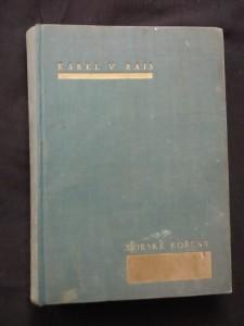 náhled knihy - Horské kořeny (Ocpl, 184 s.)