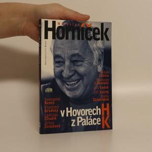 náhled knihy - Miroslav Horníček v hovorech z paláce