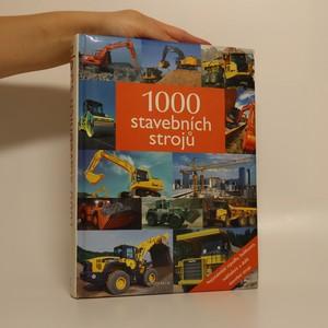 náhled knihy - 1000 stavebních strojů