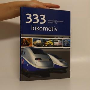 náhled knihy - 333 lokomotiv