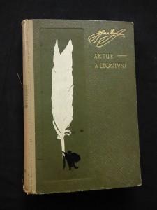náhled knihy - Sebrané spisy 45 - Artur a Leontýna
