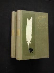 náhled knihy - Sebrané spisy - 24, 25 - Vdavky Nanynky Kulichovy (Oppl, 356 a 332 s.)
