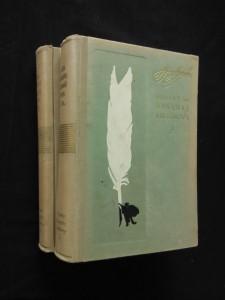 náhled knihy - Sebrané spisy - 24, 25 - Vdavky Nanynky Kulichovy