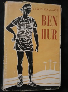 Ben Hur (Ocpl, 484 s., ob a il. M. Váša)