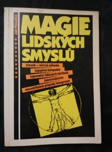 Magie lidských smyslů- Psychotronika (Obr, 128 s.)