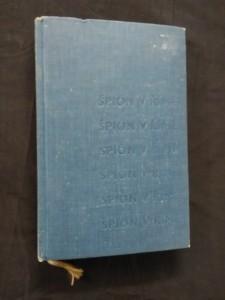 náhled knihy - Špión  v Římě (Ocpl, 300 s.)