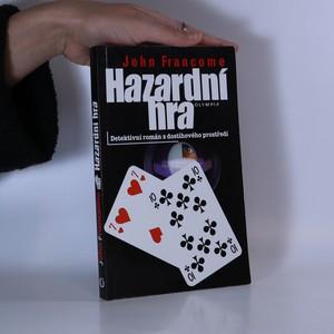 náhled knihy - Hazardní hra