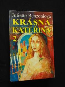 náhled knihy - Krásná Kateřina II (lam, 376 s)