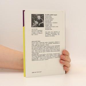 antikvární kniha Senzační trio, 1996