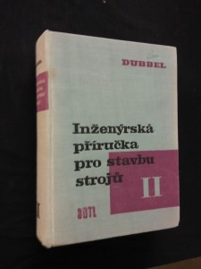 Inženýrská příručka pro stavbu strojů II (Ocpl, 948 s., 2560 obr., 67 tab.)