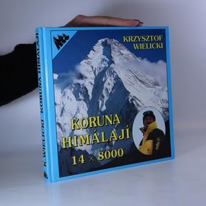 náhled knihy - Koruna Himálají 14 x 8000