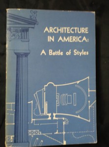 náhled knihy - Architecture in America: Battle of Styles