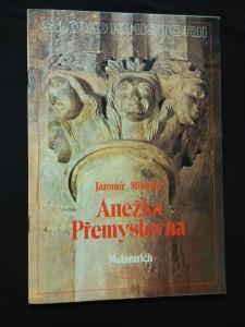 Anežka Přemyslovna (A4, Obr, 41 s.)
