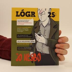 náhled knihy - Lógr 25 - Magazín pro moderní kulturu