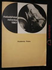 náhled knihy - Hvězdářská ročenka 1987 (A4, Obr, 268 s.)