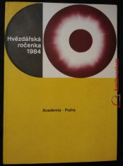 náhled knihy - Hvězdářská ročenka 1984 (A4, Obr, 248 s., 45 obr.)