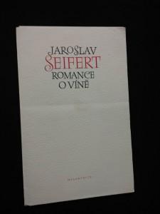 Romance o víně (Obr, 24 s.)