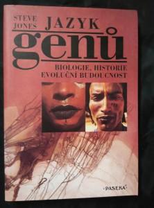 náhled knihy - Jazyk genů (Obr, 288 s.)