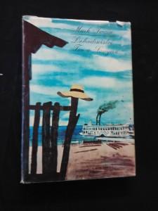 náhled knihy - Dobrodružství Toma Sawyera (Ocpl, 239 s., il. K. Lhoták)