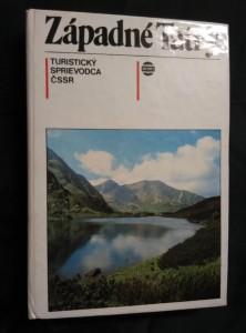 náhled knihy - Západné Tatry- Turistický sprievodca 7 (lam, 264 s., mapa)