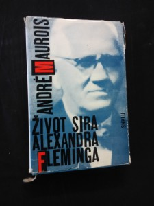 náhled knihy - Život sira Alexandra Fleminga (Ocpl, 272 s.)