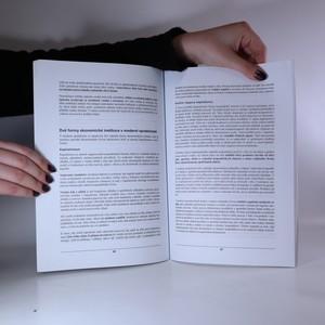 antikvární kniha Ekonomika a společnost, 2001