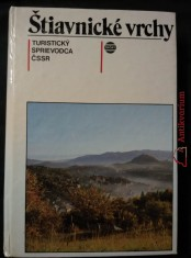 Štiavnické vrchy - Turistický sprievodca (lam, 256 s., mapa)