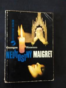 Nelítostný Maigret (Obr, 212 s.)