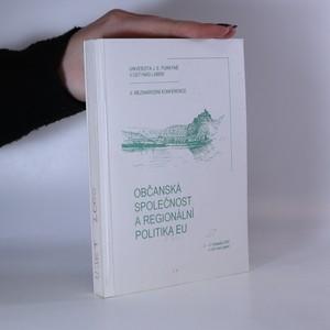 náhled knihy - Občanská společnost a regionální politika Evropské unie