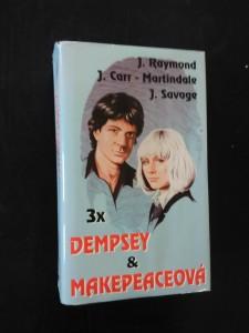 náhled knihy - 3x Dempsey a Makepeacová (pv, 232 s.)
