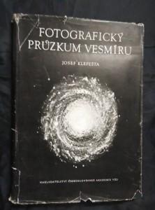 Fotografický průzkum vesmíru (Ocpl, A4, 138 foto)