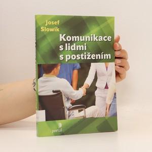 náhled knihy - Komunikace s lidmi s postižením