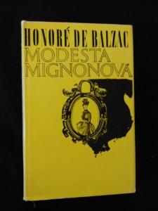 náhled knihy - Modesta Mignonová (Ocpl, 380 s.)