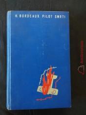 náhled knihy - Pilot smrti (Ocpl, 320 s.)
