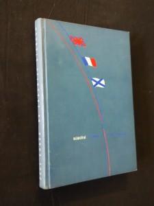 náhled knihy - Na zrádných útesech (Ocpl, 194 s., 2 mapky, typo A. V. Hrska)