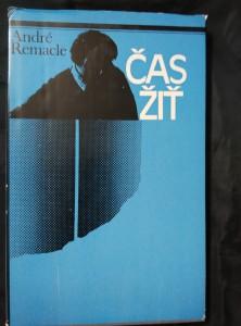 náhled knihy - Čas žiť (Ocpl, 170 s., ob, front a vaz K. Rosmány)