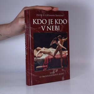 náhled knihy - Kdo je kdo v nebi aneb O prostopášnosti bohů