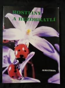 náhled knihy - Rostliny a bezobratlí (A4, lam, 122 s.)