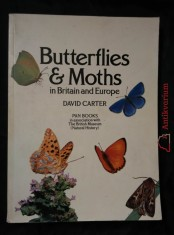 náhled knihy - Butterflies and Moths in Britain and Europe (A4, lam, 192 s.)